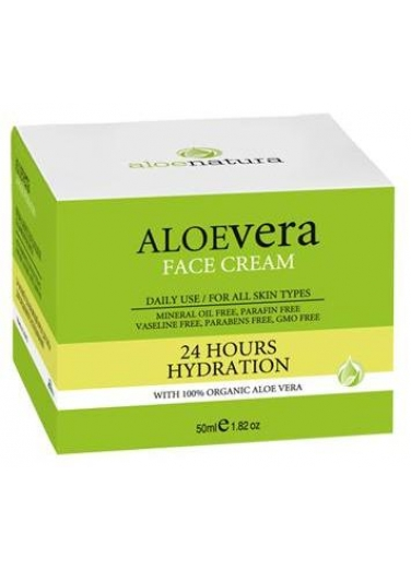 Face Cream 24Hours Hydration 50ml