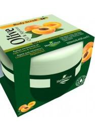 Body Scrub with Olive Oil & Apricot 250ml