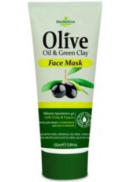 Face Mask with Green Clay 100ml