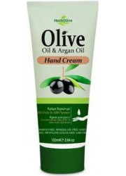 Hand Cream with Argan Oil 100ml