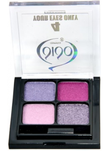 Dido Eyeshadow Palette 4 colours - Purple