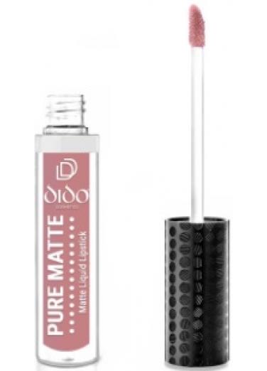 Dido Pure Matte Liquid Lipstick 8ml - No 17