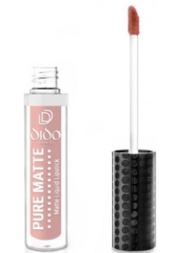 Dido Pure Matte Liquid Lipstick 8ml - No 2