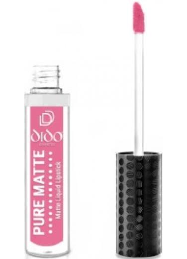 Dido Pure Matte Liquid Lipstic 8ml - No23