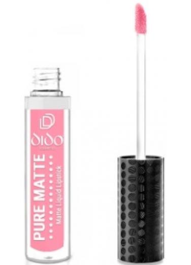 Dido Pure Matte Liquid Lipstic 8ml -  No 24