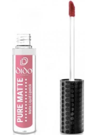 Dido Pure Matte Liquid Lipstic 8ml - No 5