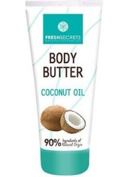 Body Butter with Coconut Oil 200ml