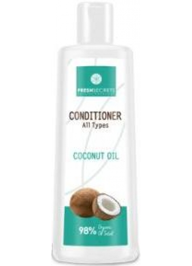 Conditioner with Coconut Oil 200ml