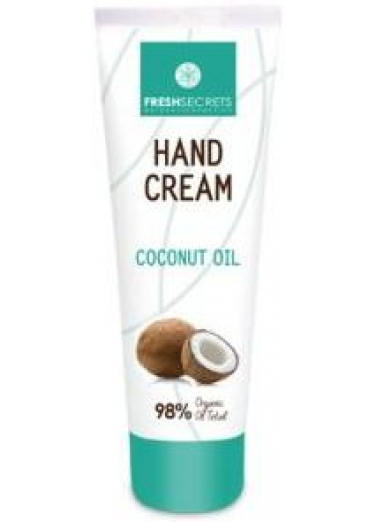 Hand cream with Coconut Oil 100ml