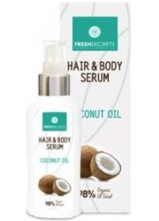 Hair and Body Serum with Coconut Oil 150ml