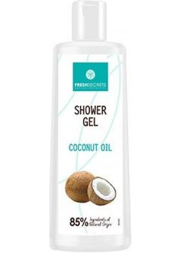 Shower gel with Coconut 200ml