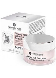 Liftenergy and Antiwrinkle Face Cream with Donkey Milk 50ml