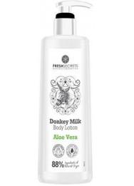 Donkey Milk Body Lotion with Aloe Vera 200ml