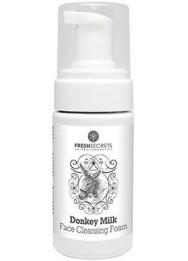 Donkey Milk Face Cleansing Foam  100ml