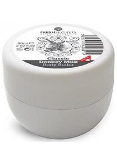 Mini Body Butter with Donkey Milk 60ml