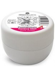 Mini Body Butter with Donkey Milk and Pomegranate 60ml