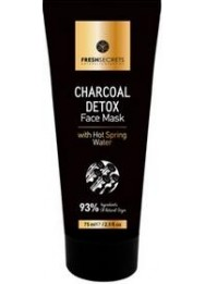 Face Mask Charcoal Detox 75ml