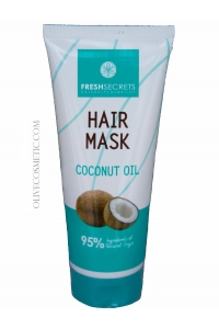 Hair Mask with Coconut Oil 200ml