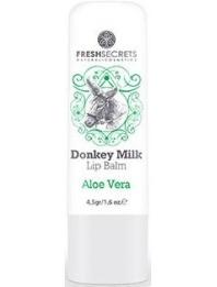 Lip Balm with Donkey Milk and Aloe 4,5gr