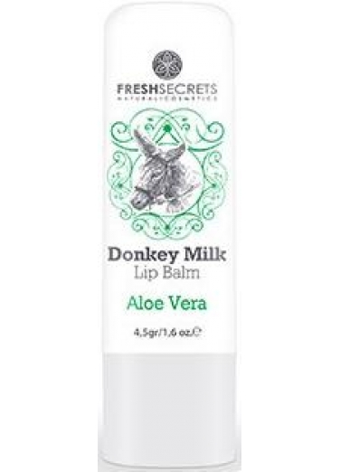 Lip Balm with Donkey Milk and Aloe 4,5gr