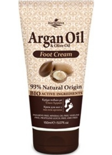 Argan Foot Cream 150ml