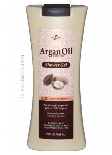 Argan Shower Gel 200ml