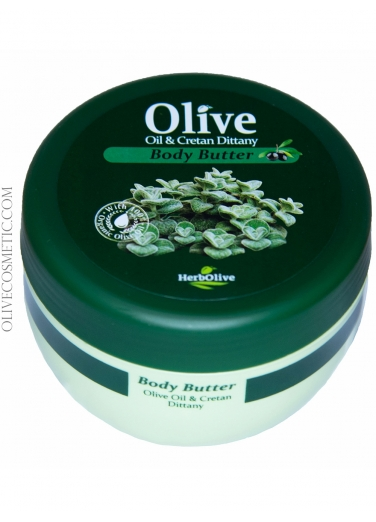 Body Butter with Cretan Dittany 250ml