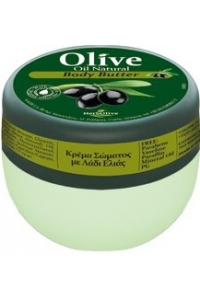 Mini Body Butter with Olive Oil 60ml