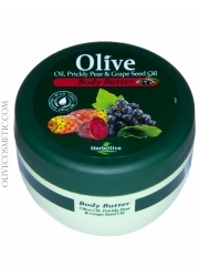 Body Butter with Prickly Pear and Grape 250ml