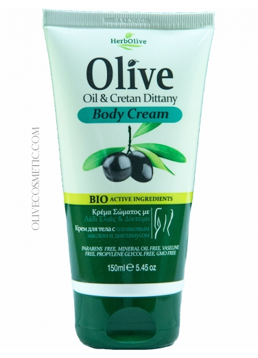 Body Cream with Dittany 150ml