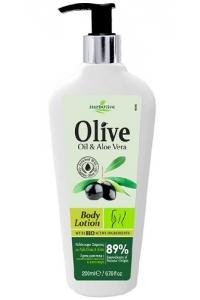 Body Lotion with Aloe Vera 200ml