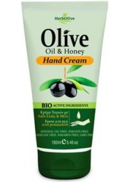 Hand Cream Olive Oil  & Honey 150ml