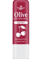 Lip Balm with Olive Oil and Cherry 4.5gr