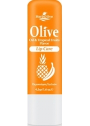 Lip Balm with Olive Oil and Tropical Fruits 4.5gr