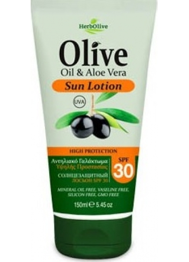 Sun Lotion SPF30 with Aloe 150ml