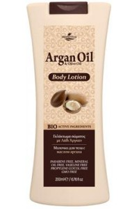 Body Lotion with Argan Oil 200ml