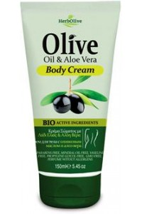 Body Cream with Aloe Vera 150ml