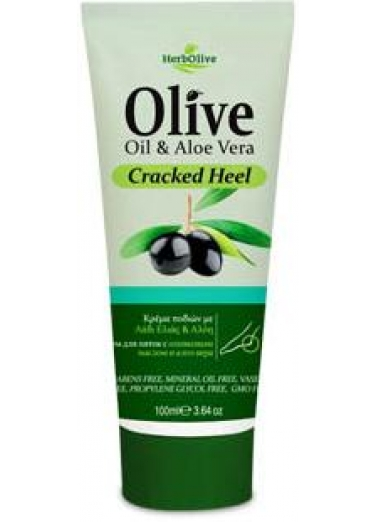 Foot Cream Cracked Heel 100ml