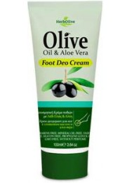 Deodorant Foot Cream 100ml