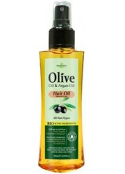 Hair Oil with Argan Oil 150ml