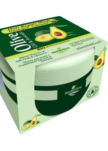 Repair Mask Olive Oil  and Avocado 250ml