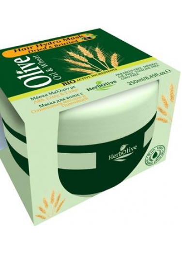 Hair Hydro Olive Oil  and Wheat 250ml