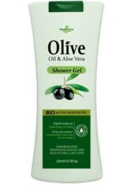 Shower Gel Aloe Vera 200ml