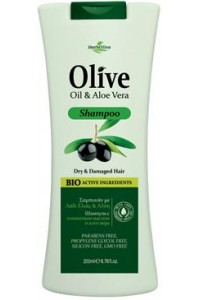 Shampoo Olive Oil & Aloe Vera 200ml