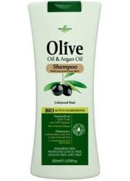 Shampoo Olive Oil & Argan Oil for Coloured Hair 200ml