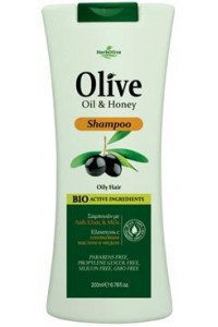 Shampoo Olive Oil & Honey 200ml