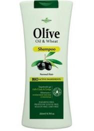 Shampoo Olive Oil & Wheat 200ml