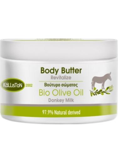 Body butter with Donkey Milk 200ml