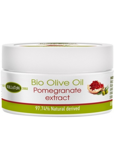 Body Butter with Pomegranate extracts - Antioxidant 75ml